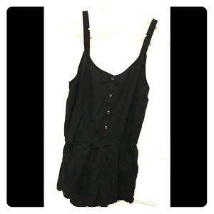 Old Navy l Black Romper